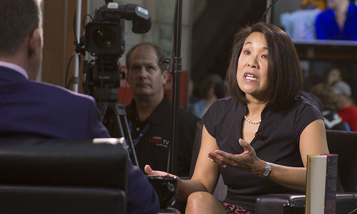 Erika Lee on CSPAN Book TV.